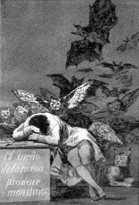 Horizon Why Do We Sleep Franscisco Goya