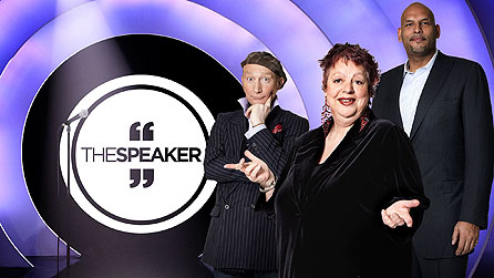 The Speaker BBC Jo Brand