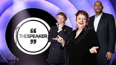 The Speaker BBC Jo Brand