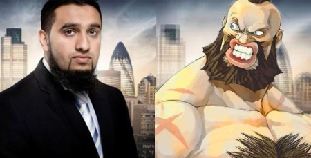 Majid The Apprentice 2009 BBC